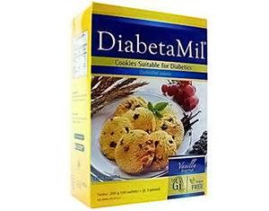 DiabetaMil® Vanilla Dried Fruit Cookies