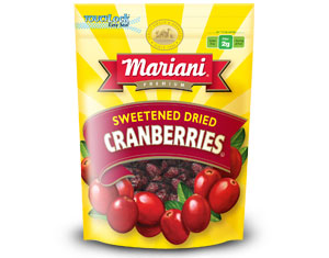 Cranberries - Sweetened Dried