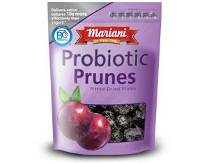 Priobiotic Prunes