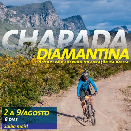 Chapada Diamantina, BA -  2 a 9/agosto