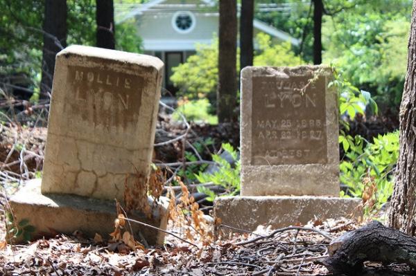 Geer Cemetery Cleanup