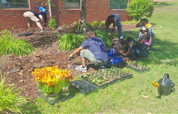 Bethesda Elementary Garden