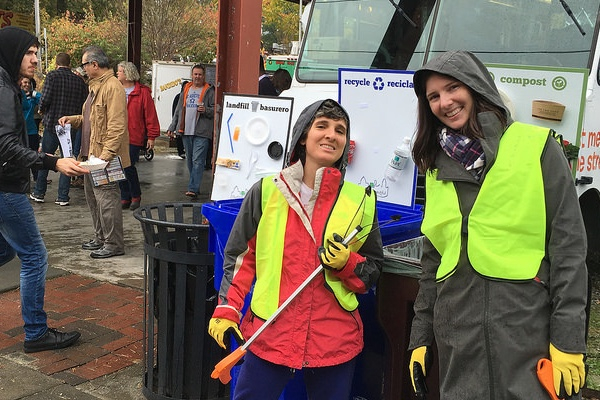 Earth Day Waste Warriors
