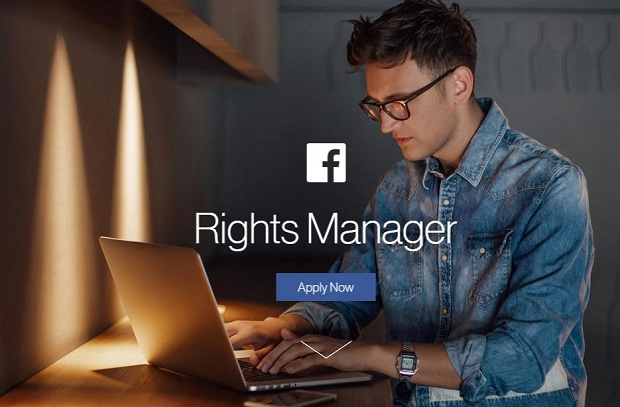 Facebook lance Rights Manager
