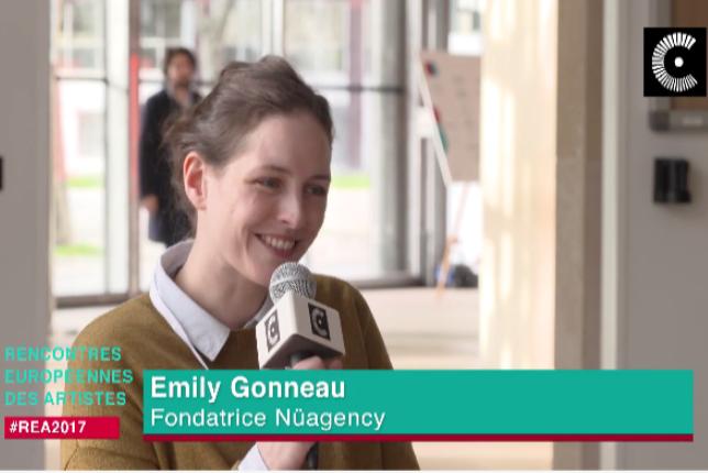 Emily Gonneau x Cultureveille