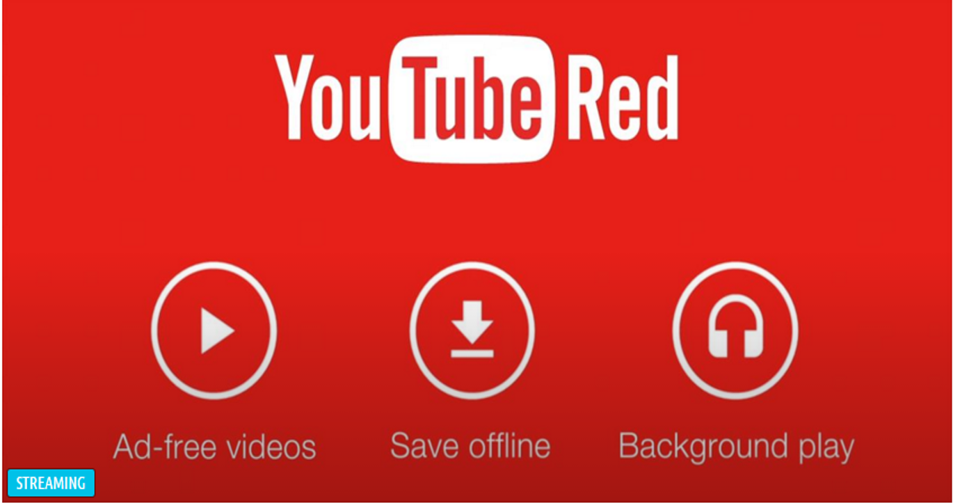YouTube Red arrive bientôt