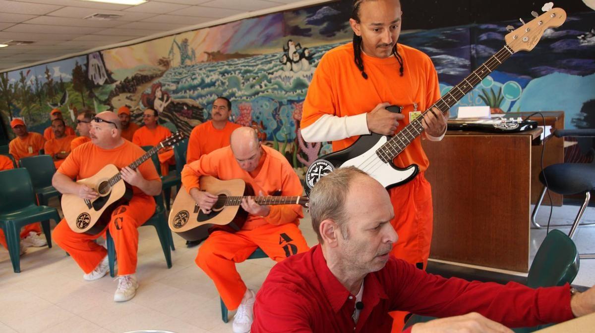 De la prison à la musique