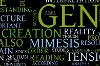 genesis wordle