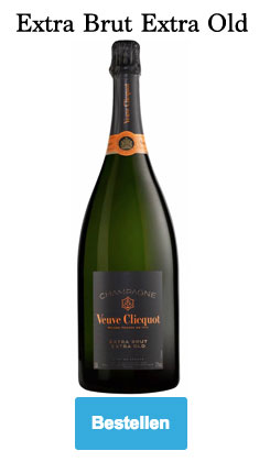 Veuve Clicquot Extra Brut Extra Old Magnum champagne
