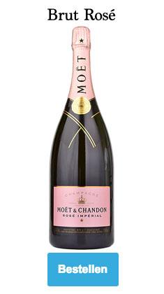 Moët & Chandon Rosé Imperial Magnum champagne