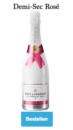 Moët & Chandon Ice Rosé Magnum champagne