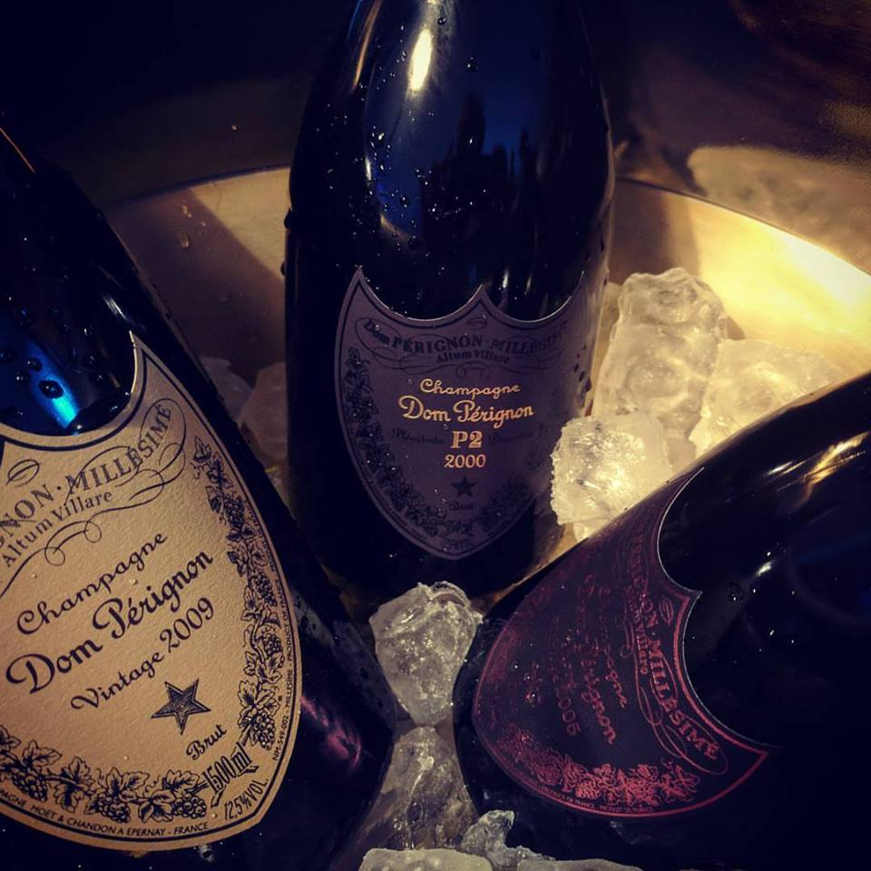 Nieuwe Dom Perignon champagnes in 2017