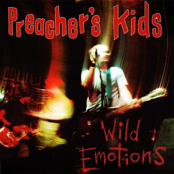 Preachers Kids LP cover