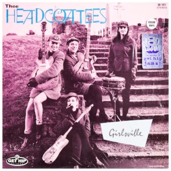Headcoatees LP Cover