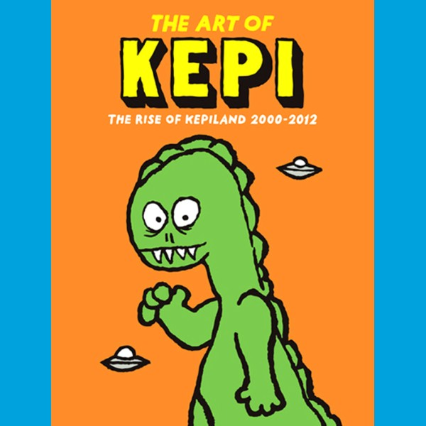 The Art Of Kepi Book Cover