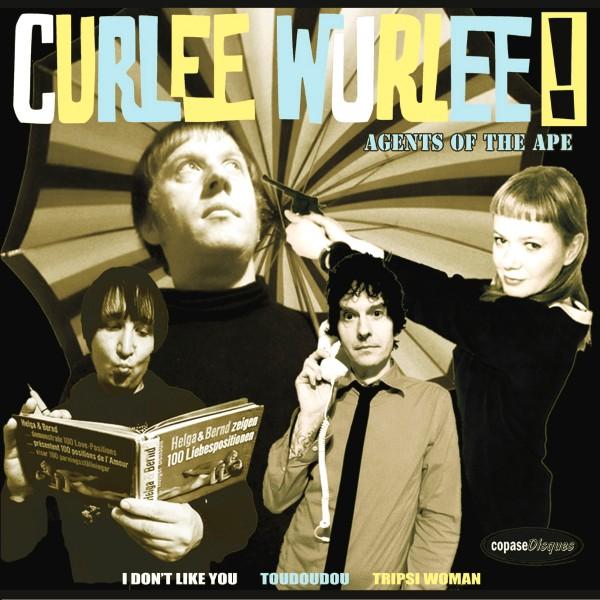 Curlee Wurlee LP Cover