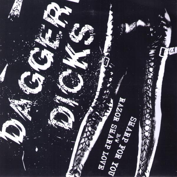 """Dagger Dicks 7"""" Cover"""
