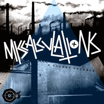 """Miscalculations 7"""" cover"""