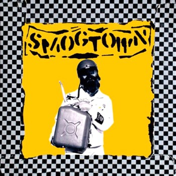 """Smogtown 7"""" Cover"""
