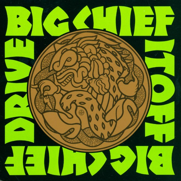Big Chief LP Cover