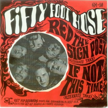 """Fifty Foot Hose 7"""" Cover"""