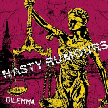 "Nasty Rumours 7"" Cover"