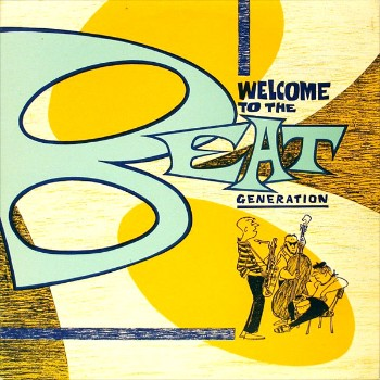 V/A- Welcome To The Beat Generation LP Cover