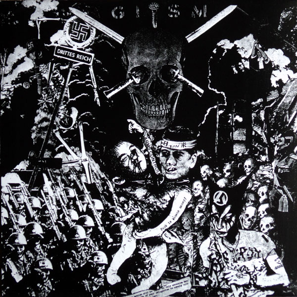 Gism LP  cover