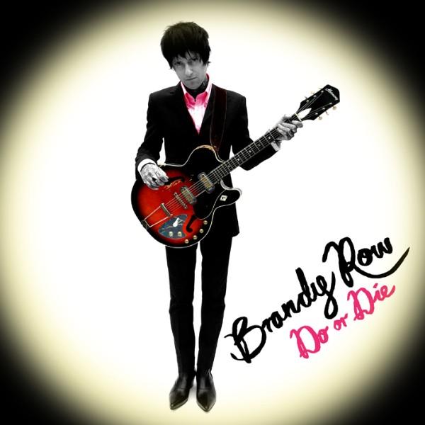 "Brandy Row 7"" Cover"