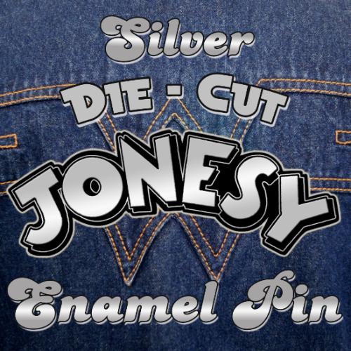 Jonesy Doe-Cit Pin