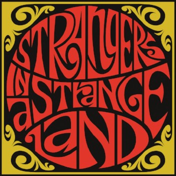 Strangers In A Strange Land LP Cover
