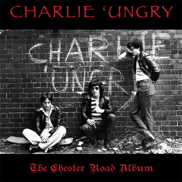 Charlie 'Ungry LP cover