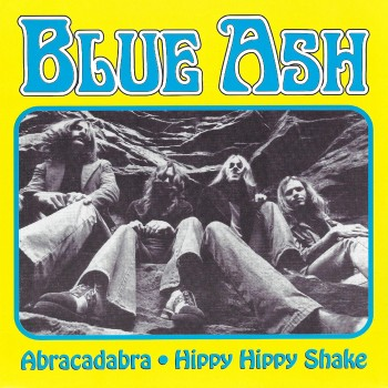 "Blue Ash 7"" cover"