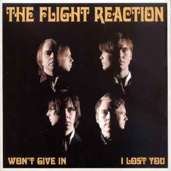 "Flight Reaction 7"" Cover"