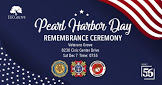 Pearl Harbor Rememberance @ Veterans Grove