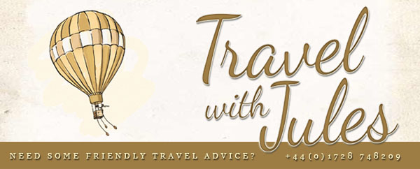 News and Special Offers from TRAVEL WITH JULES