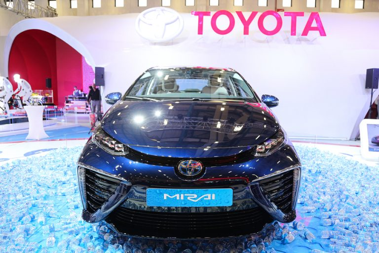 New fuel cell car comes to Australia thanks to Toyota