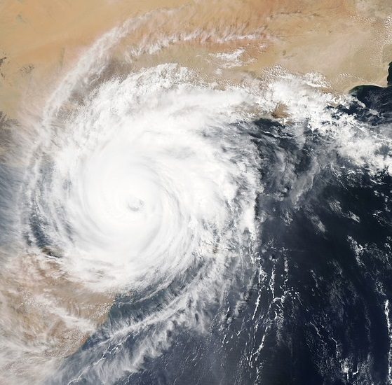 Typhoons could be the next wind energy resource for Japan
