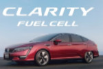 Honda's Clarity Fuel Cell vehicle comes to California
