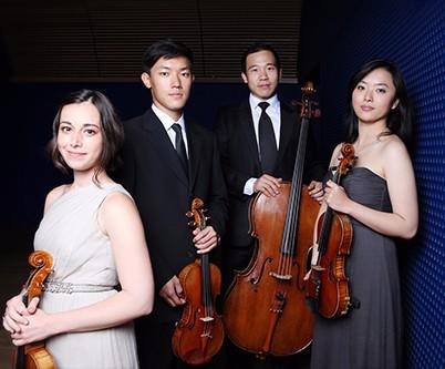 Parker Quartet Closes Tertulia 2015-16 Season