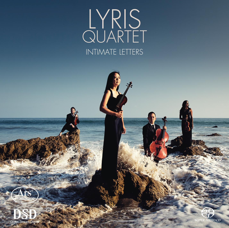 Caroline Goulding/Danae Dorken: Enescu/Dvorak/Schumann