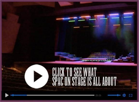 Introducing SPAC ON STAGE...
