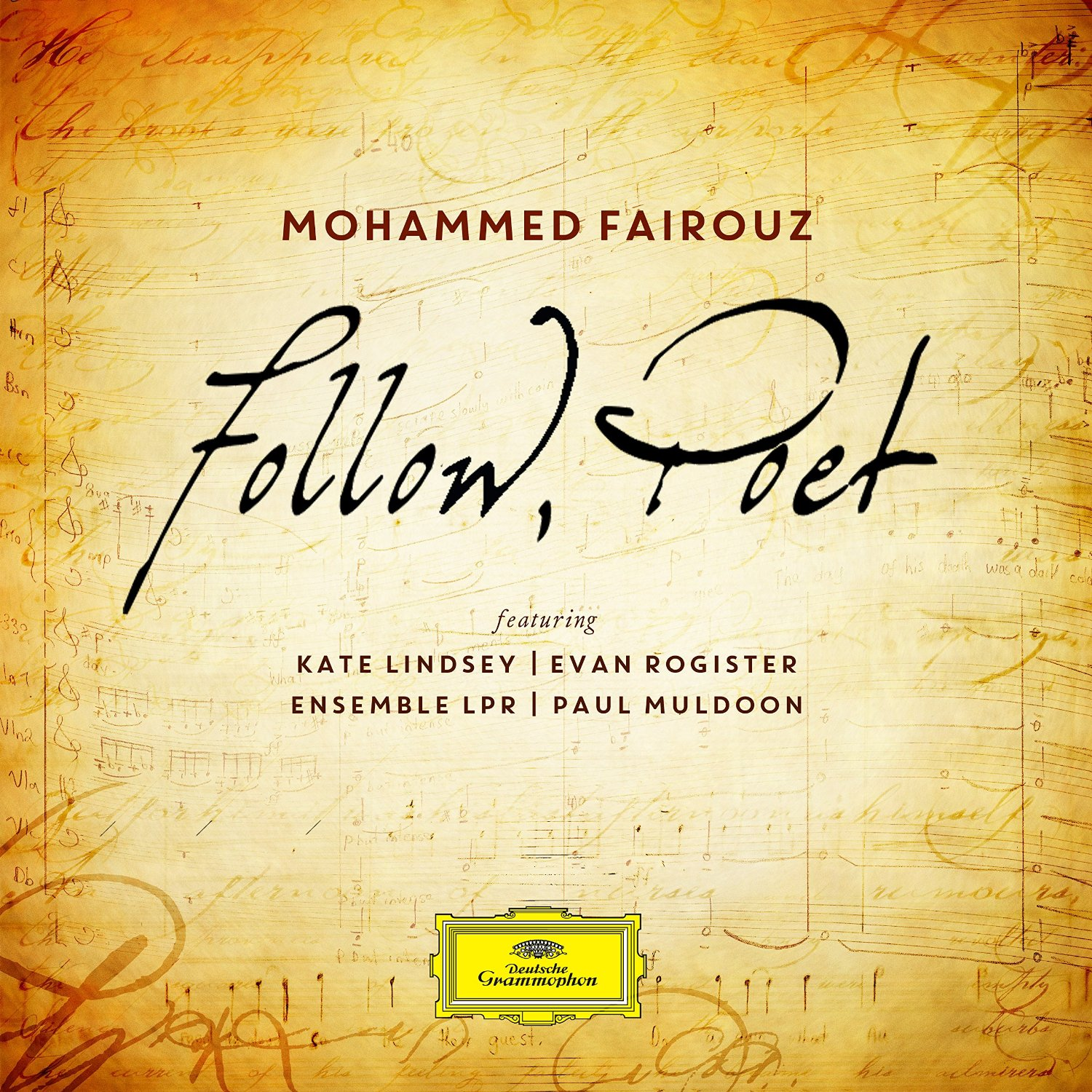 Mohammed Fairouz: Follow, poet