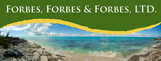 Summer 2015 Real Estate report from Forbes, Forbes & Forbes Ltd., Turks & Caicos Islands. Prices sensible,  investment secure!