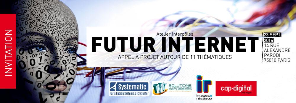 Atelier Futur Internet