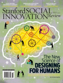 Stanford Social Innovation Review Cover