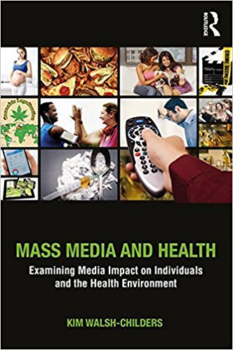 Mass Media and Health book cover
