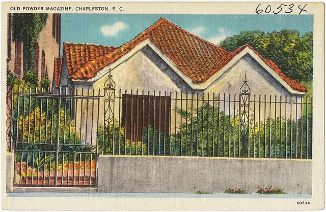 Old Powder Magazine, Charleston, SC