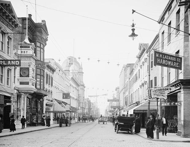 Charleston's King Street, ca 1910-1920