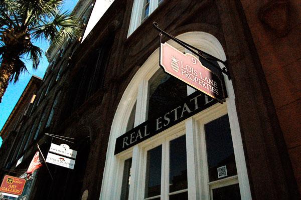 Lois Lane Properties at 9 Broad Street, Charleston, SC